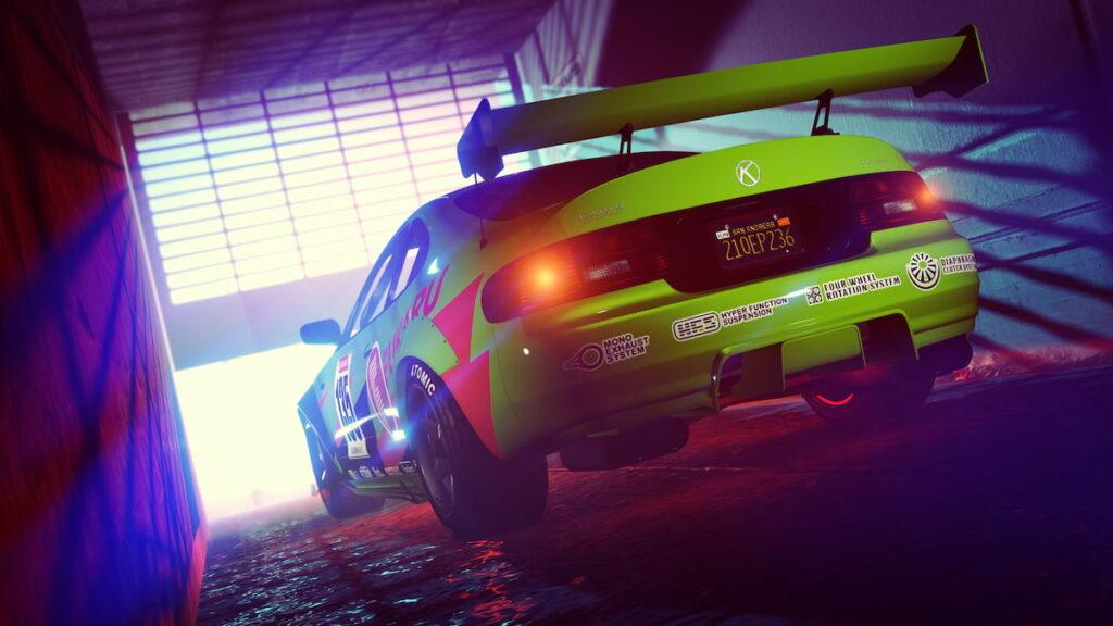 gta online stunt race yeni parkurları